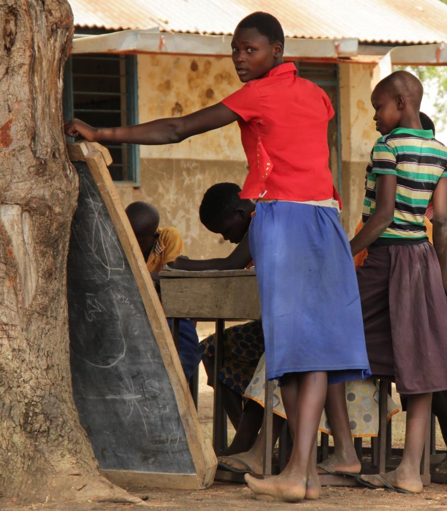 Reach the Youth Uganda
